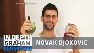 Novak Djokovic: My diet and the doctor