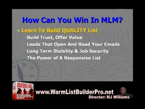 How Do I Make Money In My MLM or Network Marketing Company Online?
