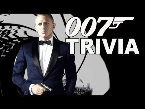 James Bond 007 - Stuff You Didn't Know