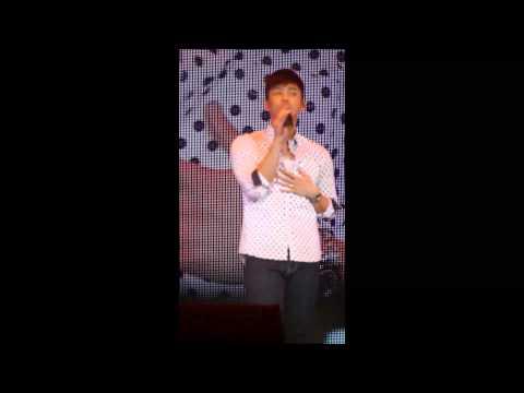 20140524 徐仁國 서인국 (Seo In Guk) - BOMTANABA  Live Show in Taipei