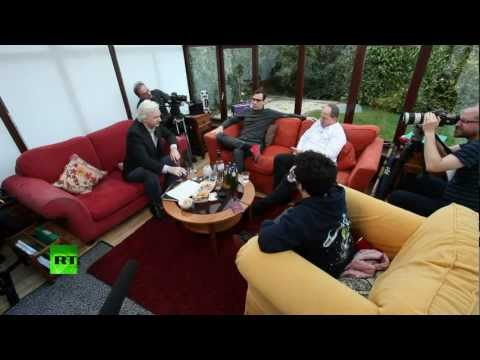 The Julian Assange Show: Cypherpunks Uncut (p.1)