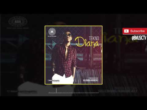 Tekno - Diana (OFFICIAL AUDIO 2016)
