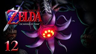 STEEPED IN DARKNESS - Let's Play - The Legend of Zelda: Ocarina of Time 3D - 12 - Walkthrough