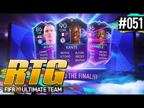 ROAD TO THE FINAL & SEASON 2! - #FIFA20 Road to Glory! #51 Ultimate Team