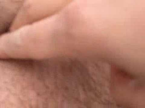 Finger in Butt Massage