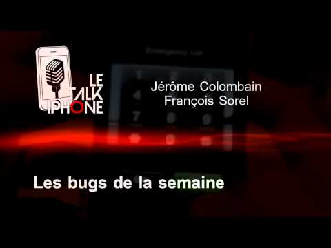 Talk iPhone 25 : Bugs en série - Nouvel iOS en approche - Routard sur iPad