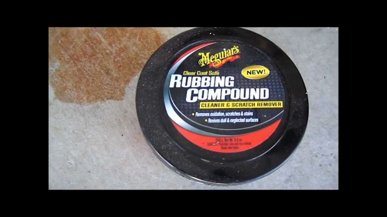 Best Cutting Compound For Cars