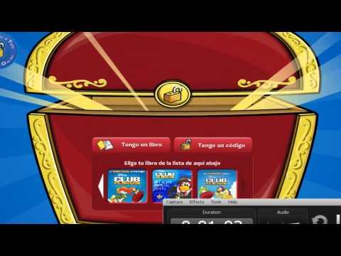 Club Penguin: Codigos para desbloquear una mochila y 1500 monedas Agosto 2012