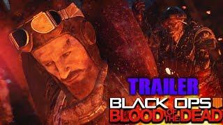 ¡ÉPICA REACCIÓN 2.0 al TRAILER de BLOOD OF THE DEAD! [LOS PELOS DE PUNTA] - iNnFeR