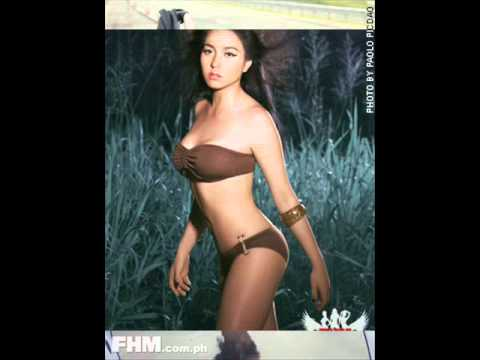 FHM - TOP 10 SEXIEST PINAY FOR 2012