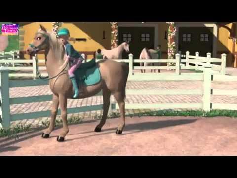 Barbie  Her Sisters In A Pony Tale - Movie Trailer - Barbie Movie video