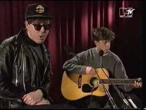Blue Aeroplanes MTV special 1990