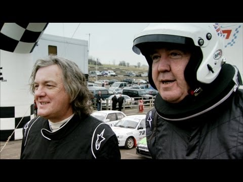 Rallycross on a Budget Part 1 - Series 18 - Top Gear - BBC