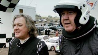 Rallycross on a Budget Part 1 - Series 18 - Top Gear - BBC