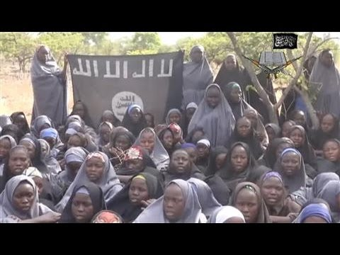 Video Purports to Show Girls Kidnapped by Boko Haram