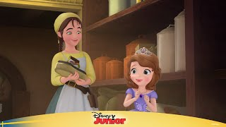 Sofia den Första: Uppfinnaren - Disney Junior Sverige