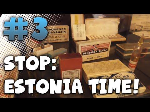Stop: Estonia Time! #3 - Tour of Tallinn