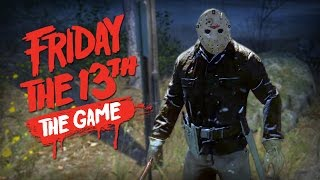 Friday the 13th: The Game - NEW Jason Part 6 Gameplay Reveal!