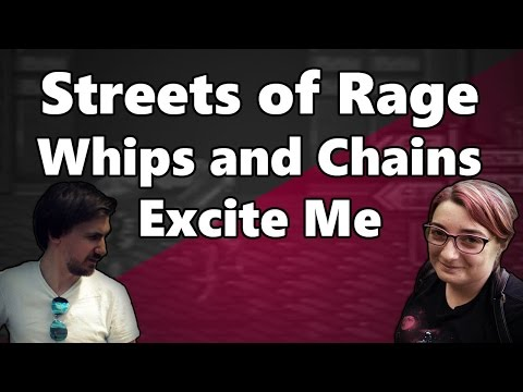 Streets Of Rage - Whips And Chains Excite Me video