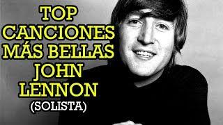 Top canciones de John Lennon más bellas