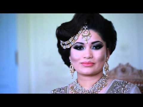 Asian Bridal Preparation - Bride Getting Ready Wedding