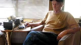 Morse code conversation