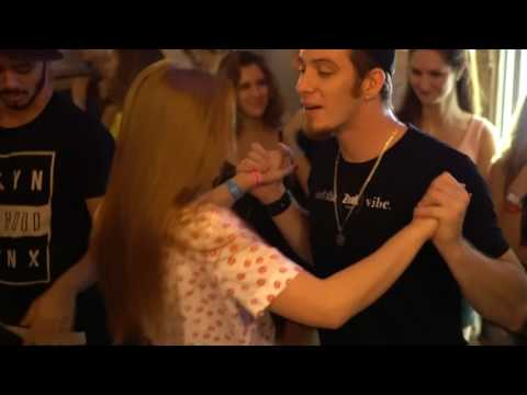 00128 RZCC 2016 Girl TBT and Bruno at After Party ~ video by Zouk Soul