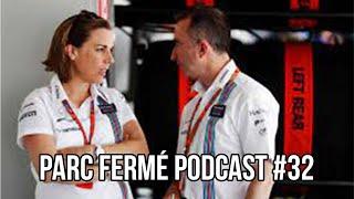 """Paddy Lowe na """"urlopie""""! Czy sytuacja Williamsa to jego wina? - F1 Podcast #32"""