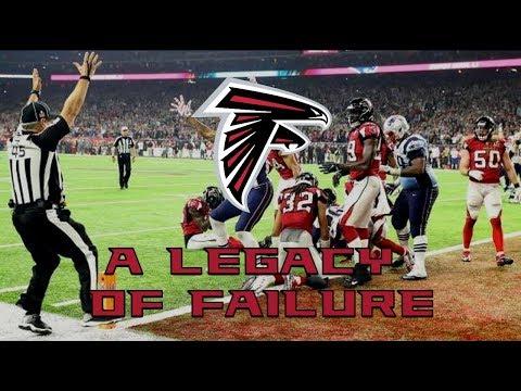 Atlanta Falcons A Legacy Of Failure