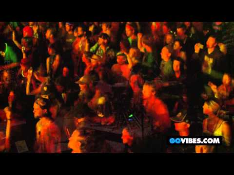 "STS9 Performs ""Hidden Hand, Hidden Fist"" at Gathering of the Vibes Music Festival 2012"