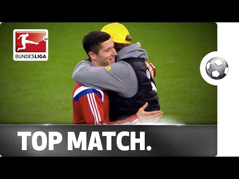 Bayern vs. Dortmund - A Mini Movie of an Epic Football Match