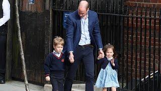How Princess Charlotte Makes History After Birth of Royal Baby No. 3