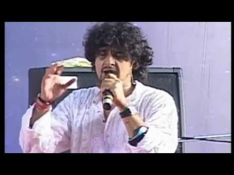 Sonu Nigam (live Performance) - Aisi Laagi Lagan Meera Ho Gayi Magan video