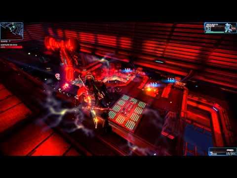 Warframe - Wyrm Sentinel Talk + Xini