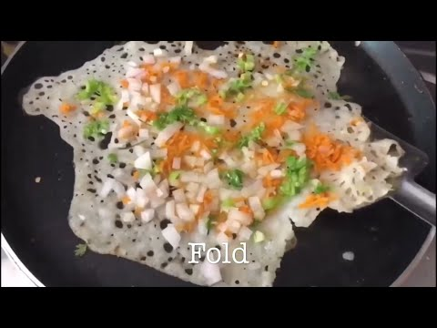 Rava Dosa Recipe In Telugu (రవ్వ దోస తయారీ) Instant Breakfast Recipe | How To Make Instant Rava Dosa