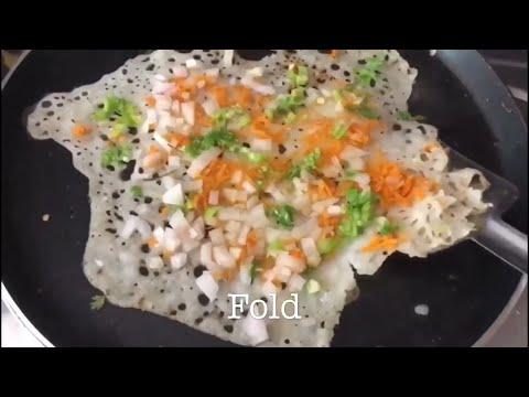 Rava Dosa Recipe In Telugu (రవ్వ దోస తయారీ) Instant Breakfast Recipe | How To Make Instant Rava Dosa