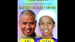 Faizal Ismail (FBI) & PU Salman: