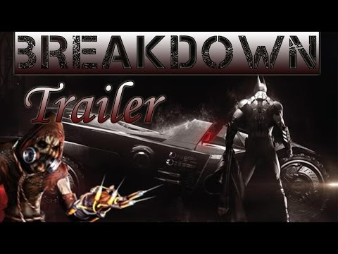 Batman: Arkham Knight | Trailer #1 BREAKDOWN/ANALYSIS!