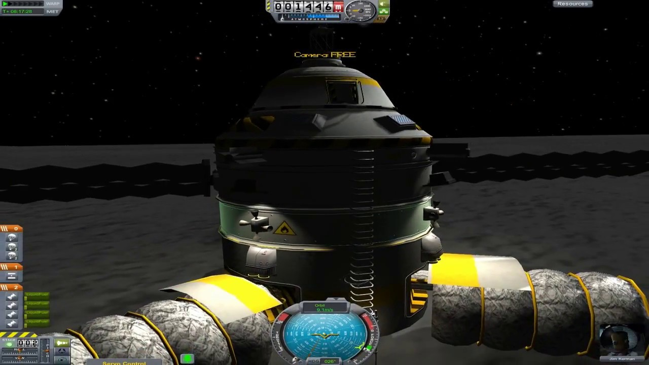 kerbal space program mun mission - photo #21