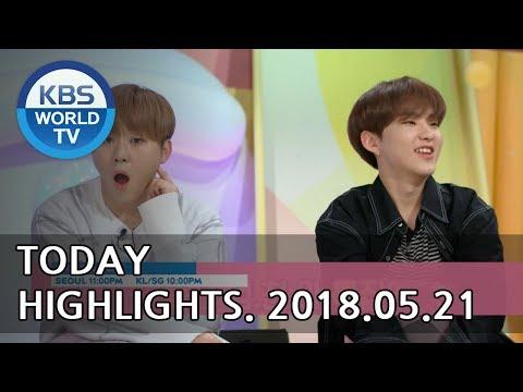 Today Highlights-Mysterious Personal Shopper E56/Sunny Again Tomorrow E7/Hello Counselor[2018.05.21]