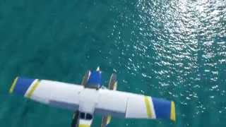 EPIC Seaplane footage from DRONES - DO NOT ATTEMPT
