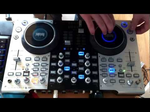 Hercules DJ Console 4-Mx || Pure PyY - Mixed Styles
