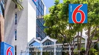 Motel 6 Hollywood Los Angeles Hotel