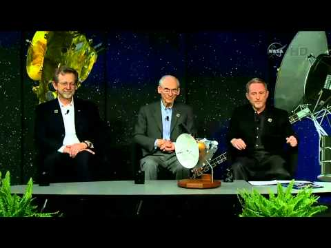 NASA Science Briefing New Horizons Pluto Mission Mirroring the Voyager Spacecraft Legacy