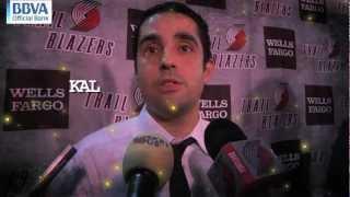 Kaleb Canales, primer entrenador de origen mexicano en la NBA
