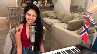 Alt For Norge Season 9's Kelsey Jaffer Sings Halo & Let Me Love You Medley