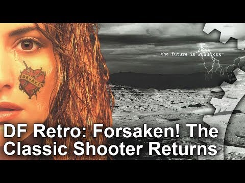 DF Retro: Forsaken - The Classic 90s Shooter Returns to PC and Xbox One! thumbnail
