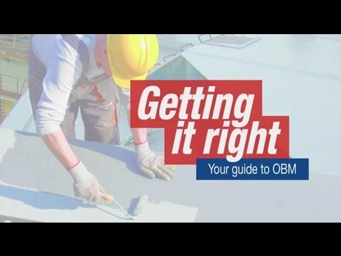 Getting it Right - Your Guide to OBM