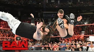 Finn Bálor tries to beat Bray Wyatt at his own game: Raw, Aug. 7, 2017