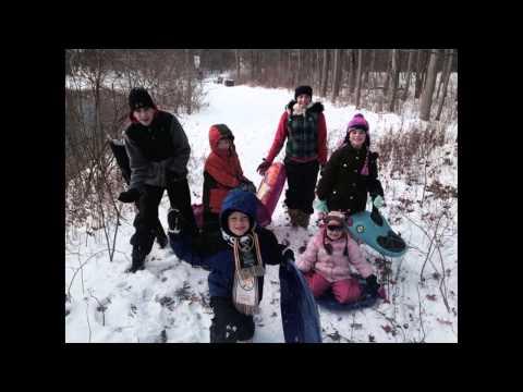 Let It Snow – A Buffalo frozen Parody video